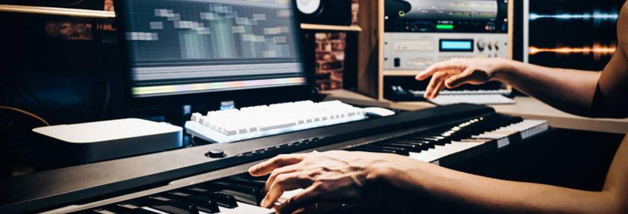 Le piano numérique